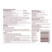 Betadine Anaesthetic Berry Flavour 16 Pack 5