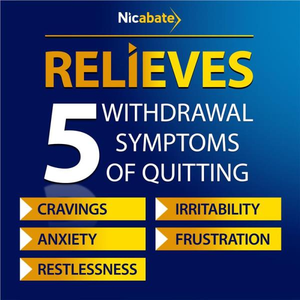 Nicabate Quit Smoking 7 Patches Step 2 14mg 7