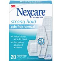 Nexcare Strong Pain-Free Removal Strips 20 Pack