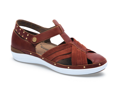 Homyped Giada Cognac C+ Fitting
