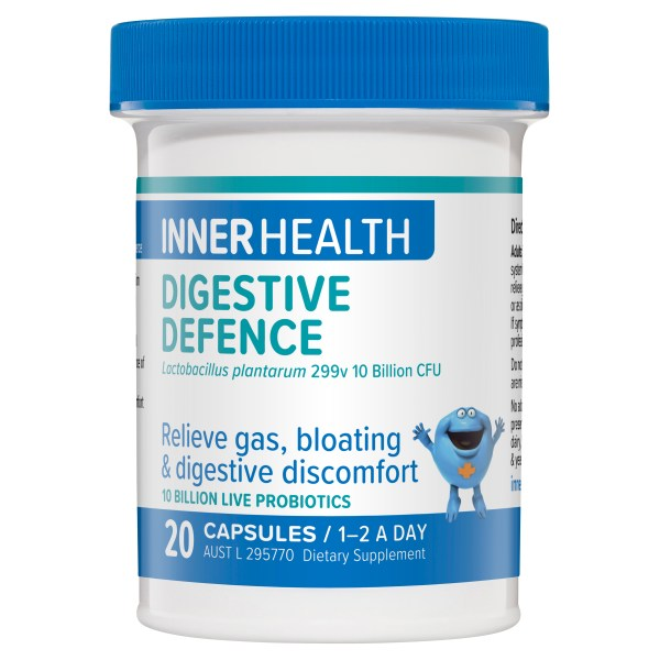 Inner Health Digestive Defence 20 Capsules 3