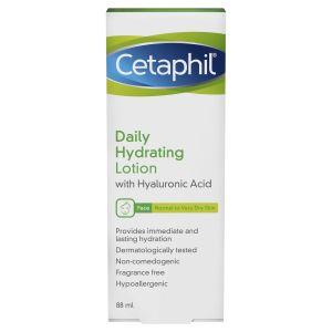 Cetaphil Face Daily Hydrating Lotion 88mL Face Moisturiser