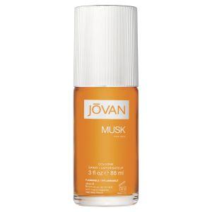 Jovan Musk for Men Cologne Spray 88ml