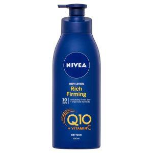 NIVEA Rich Firming Q10 Plus Body Lotion 400ml