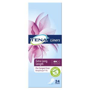 TENA Extra Long Length Liner 24 pack