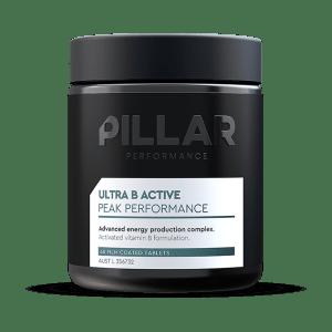 Pillar Performance Ultra B Active Peak Performance 60 Tablets