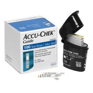 Accu-Chek Guide Test Strips 100