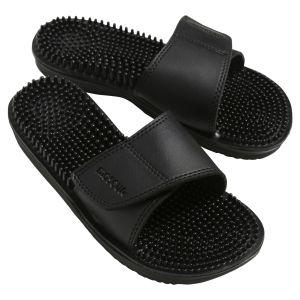 Maseur Invigorating Massage Sandals Black (Unisex)