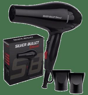 Silver Bullet Ethereal Hair Dryer Black