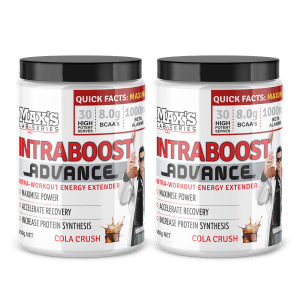 Max's Twin Pack: IntraBoost Advance