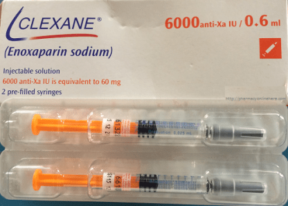 Clexane Injections Dosage Administration Uses Side Effects