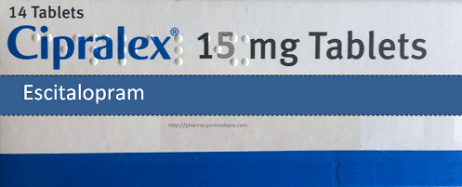 Cipralex Tablets Escitalopram Uses Dosage Side Effects