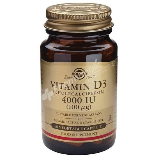 Solgar Vitamin D3