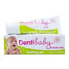 Dentibaby teething gel