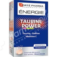 Forte Pharma Energie Taurine Power