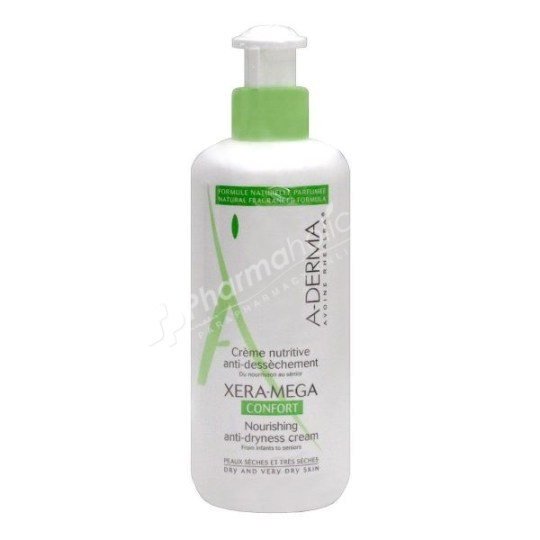Aderma Xera-Mega Nourishing Anti-Dryness Cream