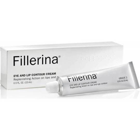 Fillerina Eye and Lip Contour Cream Grade 2 15ml