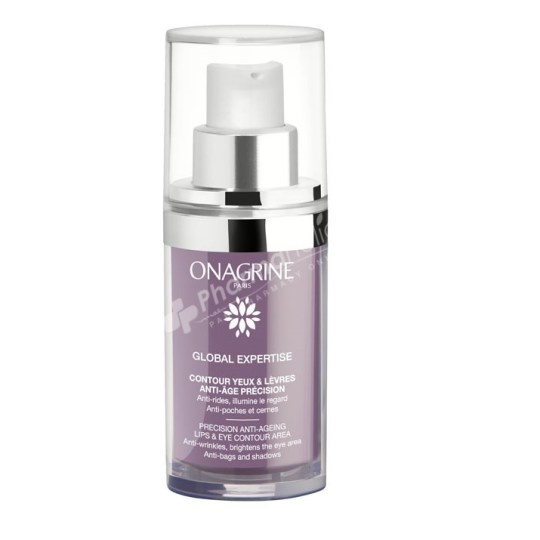 Onagrine Global Expertise Precision Anti-Aging Lips and Eye Contour Area