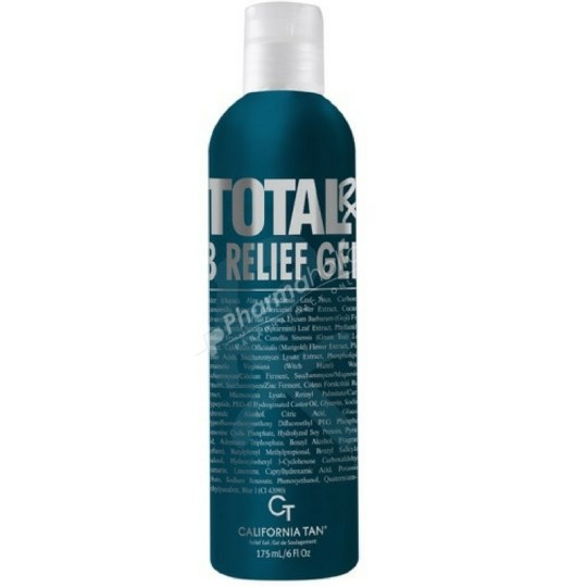 California Tan Total Rx 3 Relief Gel