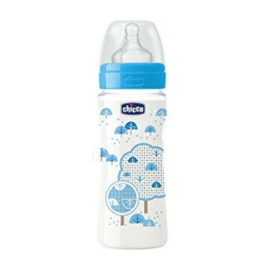 Chicco Well-Being Feeding Bottle
