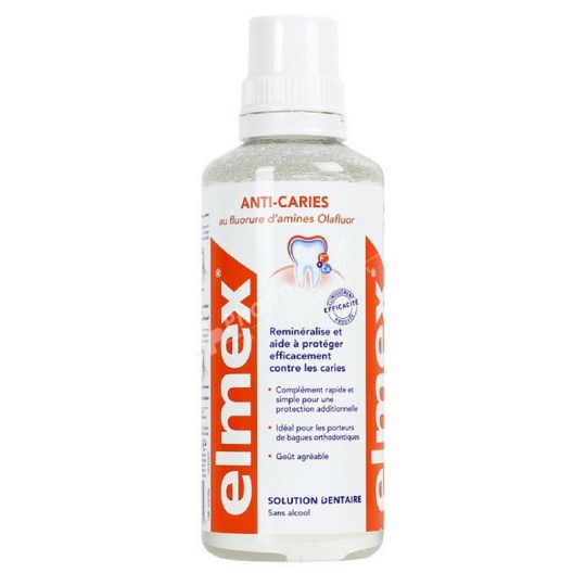 Elmex Anti-Caries Mouthwash