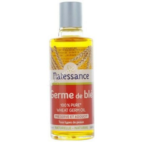 Natessance Wheat Germ Oil