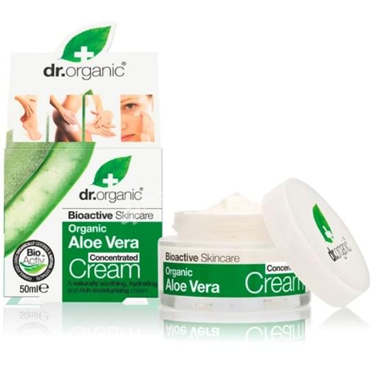 Dr.Organic Organic Aloe Vera Concentrated Cream