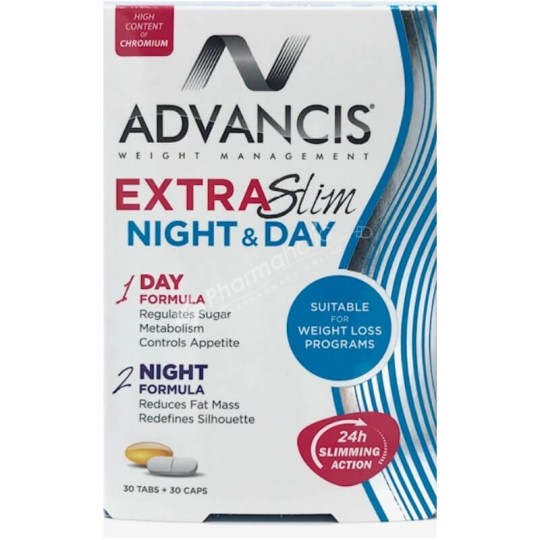 Advancis Extra Slim Night & Day