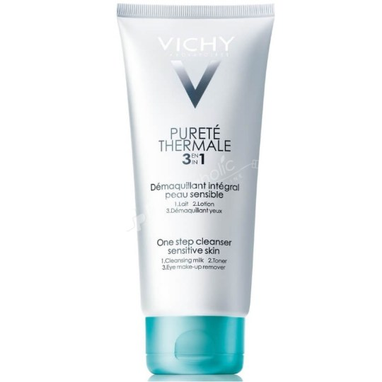 Vichy Pureté Thermale 3-in-1 One Step Cleanser