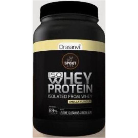 Drasanvi Sport Live Iso Whey Protein