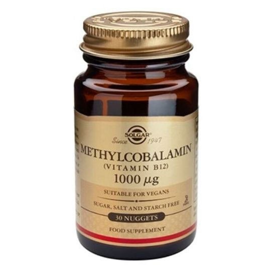 Solgar Methylcobalamin Vitamin B12