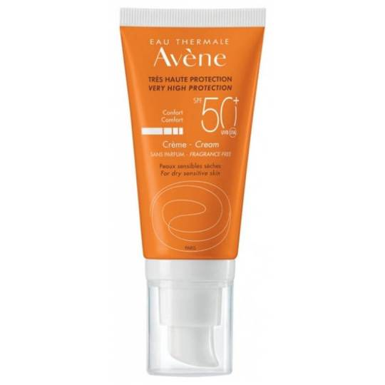 Avene Sunscreen Cream Comfort