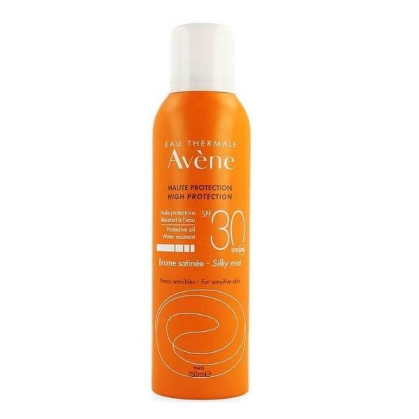 Avene Sunscreen Silky Mist
