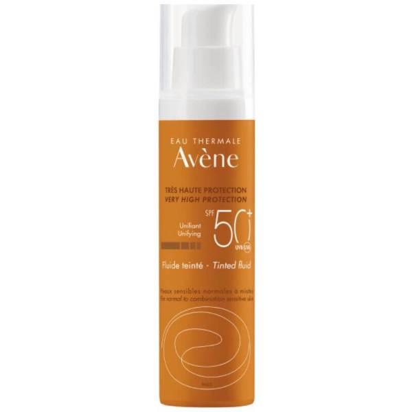 Avene Tinted Fluid Sunscreen