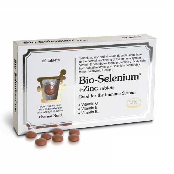 Pharma Nord Bio-Selenium and Zinc