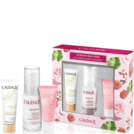 Caudalie Vinosource Sorbet Hydration Set