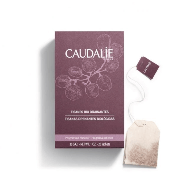 Caudalie Draining Organic Herbal Tea