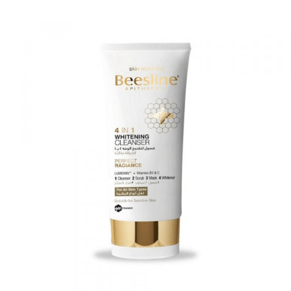 Beesline 4 in 1 Whitening Cleanser Perfect Radiance 150ml