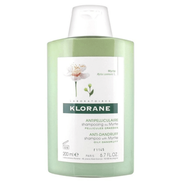 Klorane Anti-dandruff Shampoo with Myrtle