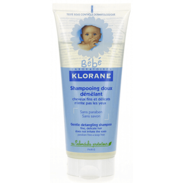 Klorane Baby Detangling Shampoo
