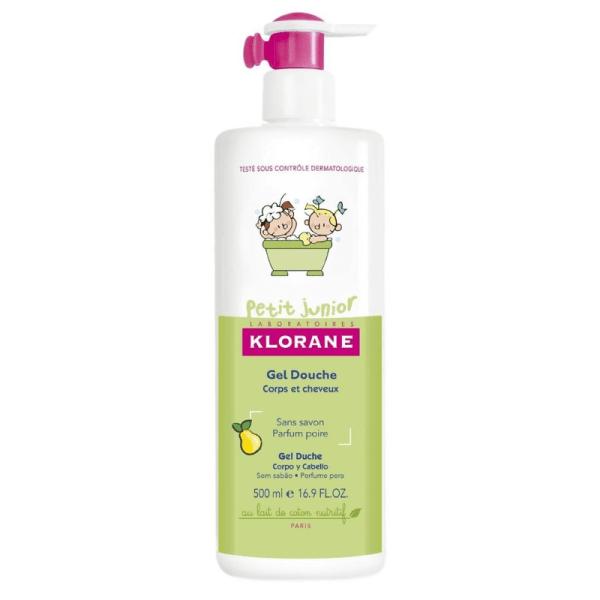 Klorane Petit Junior Pear Shower Gel