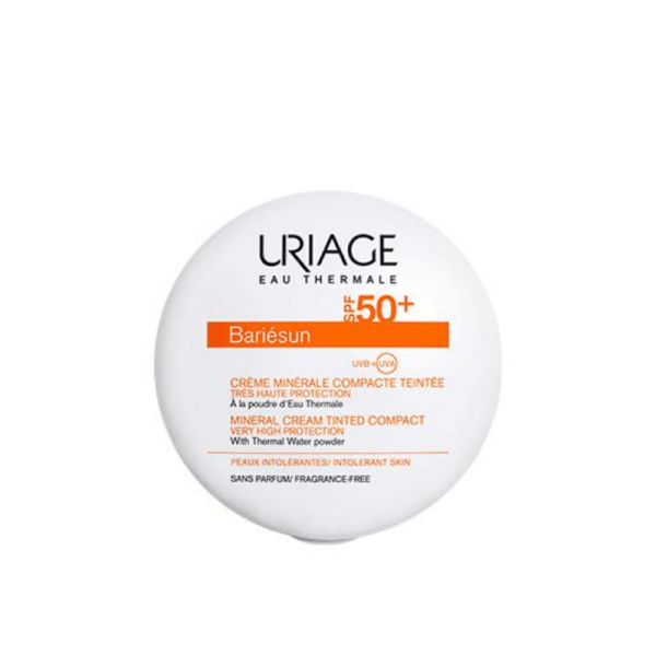 Uriage Bariesun Mineral Cream Tinted Compact SPF50+ 10g