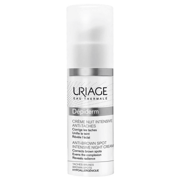 Uriage Depiderm Anti-Brown Spot Night Cream 30ml