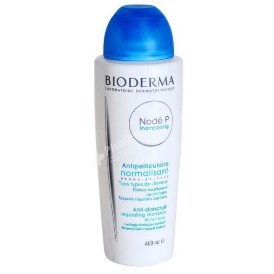 Bioderma Node P Anti-Dandruff Regulating Shampoo 400ml