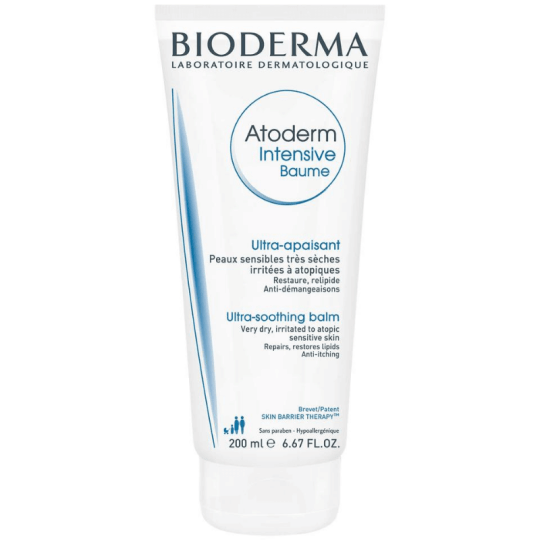 Bioderma Atoderm Intensive Ultra-Soothing Balm 200ml