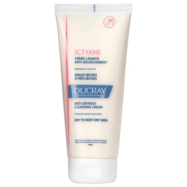 Ducray Ictyane Anti-dryness Cleansing Cream