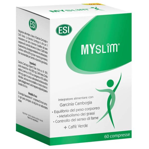 MYslim Slimming Supplement