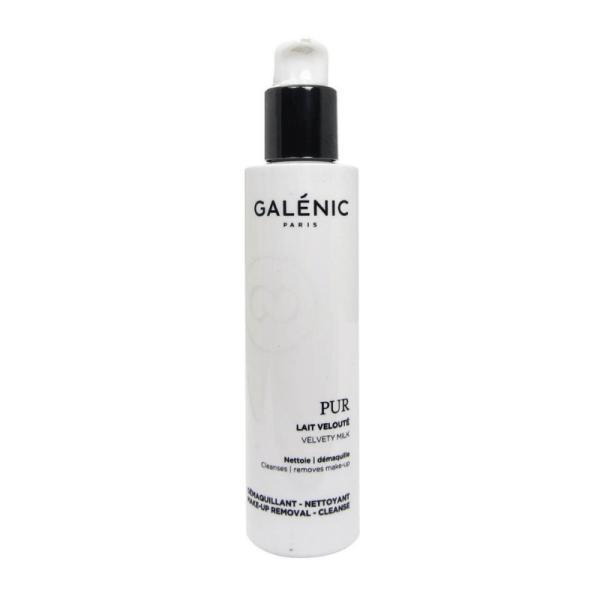 Galenic Pur Velvety Make-up Removal Milk 200 ml