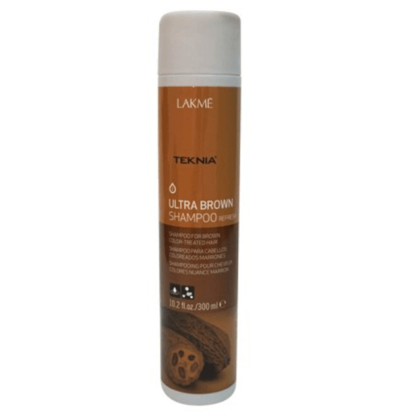 Lakme Teknia Ultra Brown Shampoo 300ml