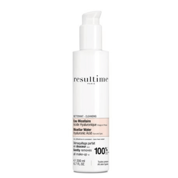 Resultime Micellar Water Hyaluronic Acid 200ml